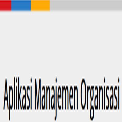 Aplikasi Manajemen Organisasi