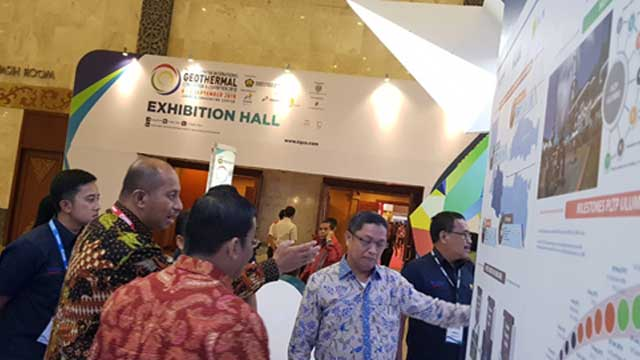 The 6<sup>th</sup> Indonesia International Geothermal Convention & Exibition 2018